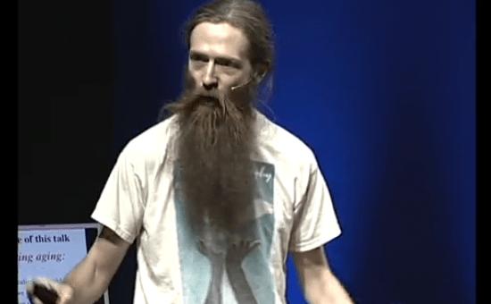Aubrey De Grey (オーブリー・デグレイ)