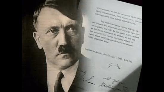 ヒトラー最後の日 ~新資料が明かす独裁者の末路~