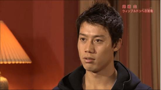NHKスペシャル「錦織圭 頂点への戦い」