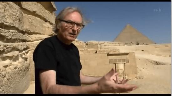 フランス人建築家 ジャン・ピエール・ウーダン氏