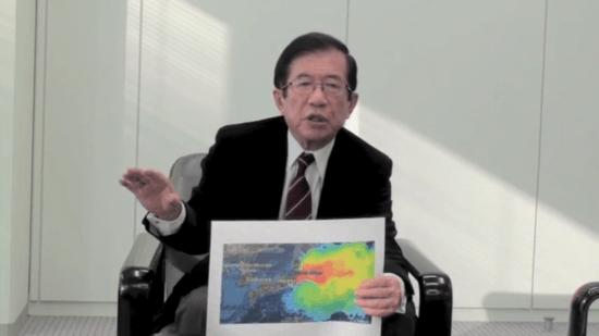 放射性物質の再飛散問題