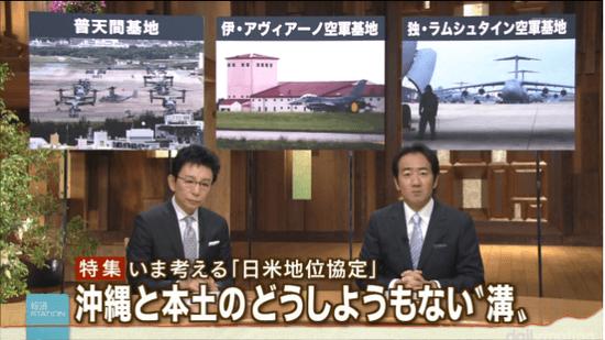 """いま考える「日米地位協定」 沖縄と本土のどうしようもない""""溝"""""""
