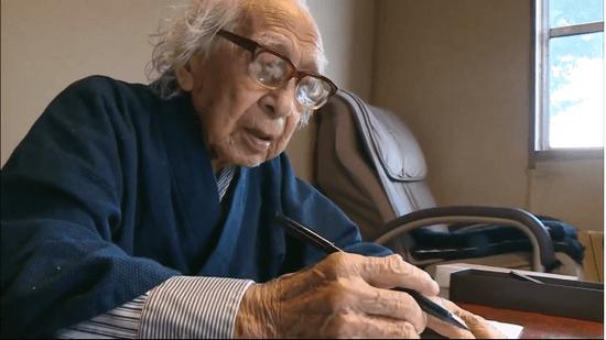むのたけじ 100歳の不屈