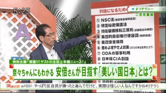 安倍さんが目指す「美しい国日本」とは?
