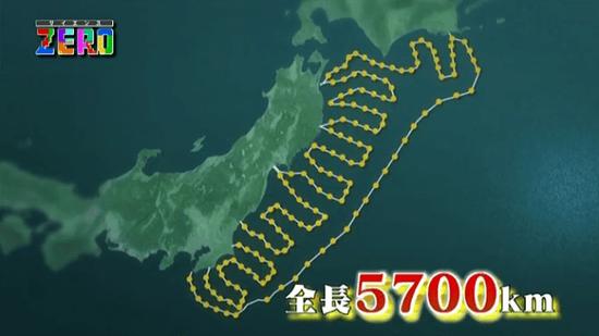 海底地震津波観測網