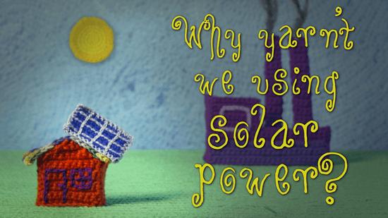 どうして太陽光発電だけにできないんでしょう?-アレクサンドロス・ジョージ・シャラランビーデス