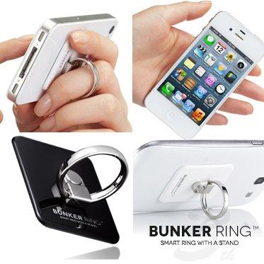 バンカーリング(New Bunker Ring 3) White 【全4色】