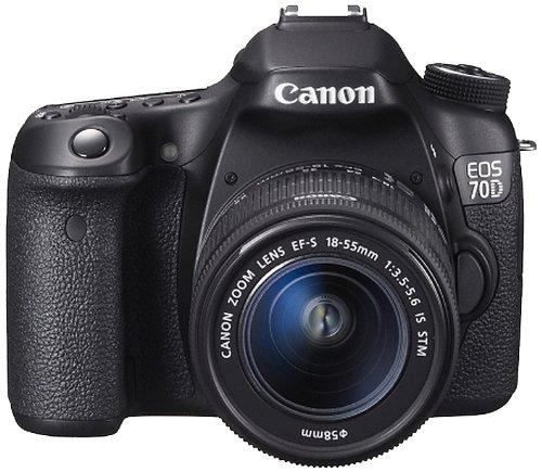 Canon デジタル一眼レフカメラ EOS70D