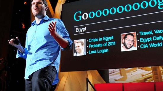イーライ・パリザー:危険なインターネット上の「フィルターに囲まれた世界」