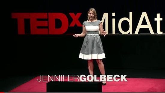 Jennifer Golbeck (ジェニファー・ゴルベック)