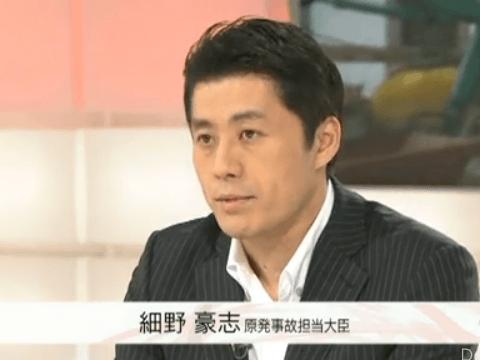 細野原発事故担当大臣への徹底インタビュー