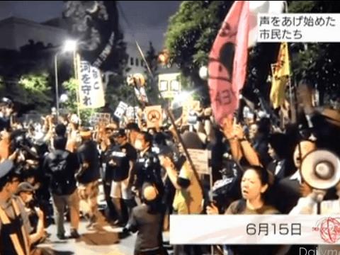 NHKクローズアップ現代「デモは社会を変えるか ~声をあげはじめた市民たち~」