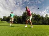 ゴルフのトリックショットをGoProで撮影してゴルファー目線でお届け
