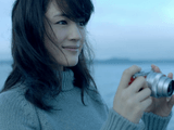 「綾瀬はるか」が美しい!世界最小ミラーレス一眼カメラ「LUMIX(ルミックス) GM」のCM映像