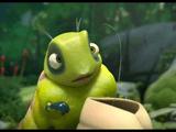 【短編アニメ】 「さなぎに入って蝶になりたい幼虫」を描いたCGアニメのクオリティが高い!そしてオチが酷い!