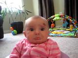 ママの「巻き舌ビーム」が怖くてたまらない赤ちゃん