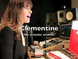上を向いて歩こう【Sukiyaki in French】/クレモンティーヌ(Clémentine)
