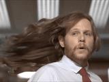 「女性用のシャンプーはあなた向けではありません」という男性向けシャンプーのCM映像