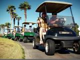 戦争映画でよくあるシーンをゴルフ場で再現したショートムービー「The Golf War(ゴルフ戦争)」