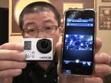 記憶を記録に残せるカメラ「GoPro」の最新機種「GoPro HERO3」と旧機種「GoPro HERO2」の違い