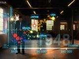 なるほど、確かに分かりやすい!AR(拡張現実)を使って200カ国の200年間を4分に視覚化/Hans Rosling