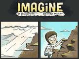 ジョン・レノンの名曲「Imajine(イマジン)」 に漫画で解説を付けたYouTube動画が素敵すぎる