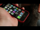 iPhone 5S の指紋認証センサー「Touch ID」は猫の肉球でも登録できることが判明
