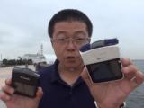 自分撮り専用ビデオカメラ「Canon iVIS mini」にはタオル風防があった方が絶対に良い!