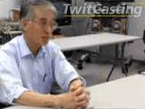 小出裕章(こいでひろあき)助教と小沢一郎(おざわいちろう)氏の対談