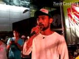 緑の党・三宅洋平(みやけようへい) 2013年・参院選 最後の街頭演説 in 東京・渋谷ハチ公前