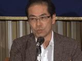"""報道ステーションを降板させられた理由/古賀茂明さん「""""I am not Abe""""の発言以降、報道局長から""""4月以降は絶対出すな""""という厳命が下った」"""