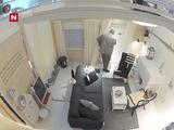 IKEA(イケア)でドッキリ企画/お客さんが展示ルームで家具を見ている隙に出入り口をふさぐの巻