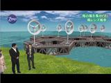 NHKサイエンスZERO「海の風を集めろ!実用化目指す新型風車」/発電量が従来比3倍の「風レンズ風車」とは?