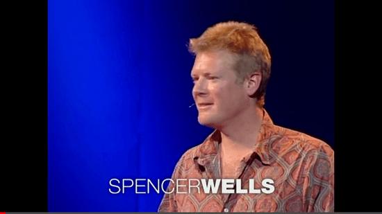スペンサー・ウェルズ博士