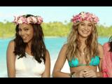 水着のセクシー美女たちがビーチで注意事項を説明するニュージーランド航空の機内安全ビデオ「パラダイス」編がけしからん
