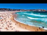 オーストラリア・シドニーの街を「極上のミニチュア映像」でお届け