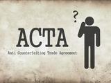 なぜ「ACTA(模倣品・海賊版拡散防止条約)」がヤバイのか?それは「国境なきインターネット検閲」だからです。