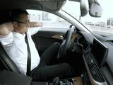 ちょっとだけ未来キターーーーーー!アウディが開発した完全自動運転のデモ 【渋滞編】