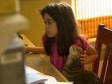 クオリティ高い!「とっても仲良しな少女と猫」を紹介するビデオが素敵