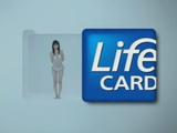 「Life CARD(ライフカード)」のTVCM/全6バージョン