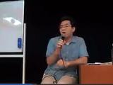 モン=モジモジ氏が震災ガレキの広域処理について語る