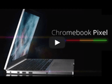 Googleが開発中の次世代ノートPC「Chromebook Pixel」のコンセプト映像が流出/タッチパネルに対応し、解像度は2560×1700(=画面がめっちゃ綺麗)
