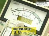 NHK・クローズアップ現代 「知られざる ~放射性物質の都市濃縮~ 」