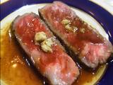 簡単なのに極上の味!ローストビーフ(Roast beef)の作り方・レシピ