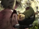 日清カップヌードルのCMを「進撃の巨人」でパロディー化した動画のクオリティが高すぎる