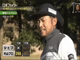 現役最強ゴルフプレイヤー「片山晋呉プロ」 vs 人間を超えるゴルフロボット「ジェフ」/ロボファイター 「ゴルフ対決」