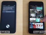 勝負あった?「AppleのSiri」と「Google Voice Search」を対決させた結果が一目瞭然