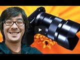 大人気のデジタル小型一眼カメラ「SONY α NEX-5R」でさらに綺麗な動画を撮るための、Eマウント最強レンズ「カールツァイス Sonnar T* E 24mm F1.8 ZA」の動画レビュー