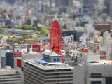 大阪・梅田スカイビルから微速度撮影された映像がミニチュア模型みたいで超可愛い