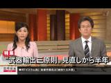 """""""武器輸出三原則"""" 見直しから半年 最前線で何が/NHK・国際報道2014"""